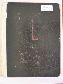 Minute Book, Minute Book 1936-42, Early 20th century