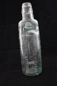 Bottle, Bottle Rowley, Late 19th century