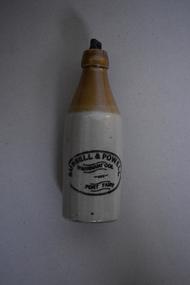 Bottle, Russell & Powell, Warrnambool, C 1900