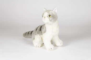 Textile - Object, Toy Cat