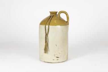 Domestic object - Ceramic bottle