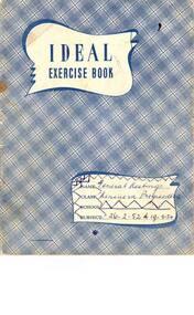 Book, Mininera Rec Meeting Book 4