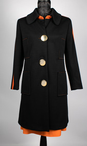 Uniform - Coat, Between 1972 - 1977