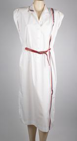 Uniform - Dress, 1980-1990