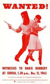 Flyer, 1965