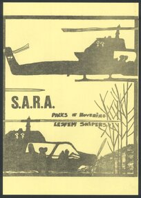 Ephemera, Strategy Against Right-Wing Attacks (S.A.R.A) [kit], 1980