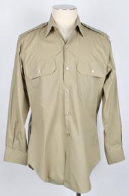 Army Uniform, shirt, Fletcher Jones & Staff, 1983