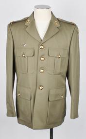 Army Uniform, jacket, Fletcher Jones & Staff, 1998