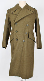 Great Coat, Kindred Manufacturing