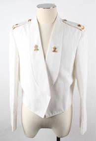 Dress Jacket Army Reserve, Fletcher Jones & Staff, 1998