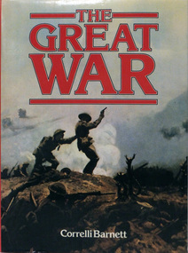Book, THE GREAT WAR