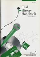 Oral history handbook / by Beth M. Robertson