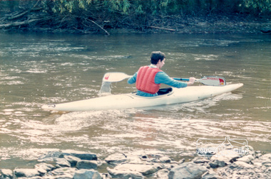 Photograph, Yarra River, Shire of Eltham, 1985