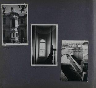 Album - Album page, Myoora, Alma Road, Circa 1972