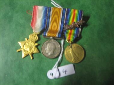 Medals - Schneider