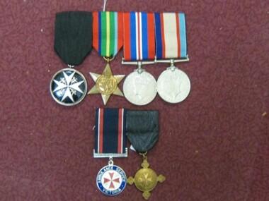 Medal - L.C.Baker