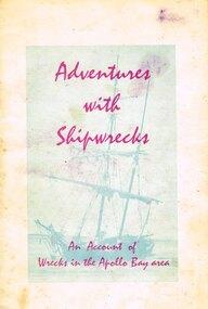Book, Adventures with shipwrecks
