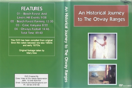 Otway Districts Historical Society