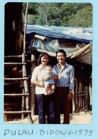 Vietnamese Boat People - Pulau Bidong, 1979
