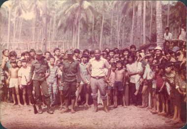 Vietnamese boat people in Air Raya, 1978