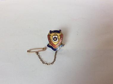 Artefact, Women's Auxiliary Delegates badge