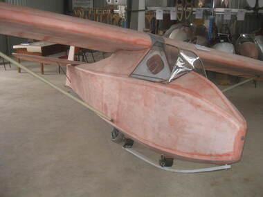 Machine - Glider – Sailplane, 1940
