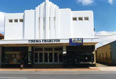 Photograph, Cinema Charlton c. 1990