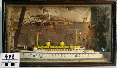 Model Ship - Myrtleford POW Camp