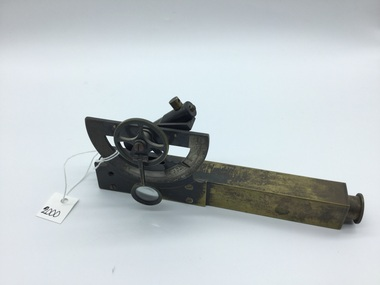 Inclinometer, Early 20th Century
