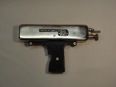 Ashton Automatic Injector, Ashton & Co. Ltd, Medical Equipment, 20th Century
