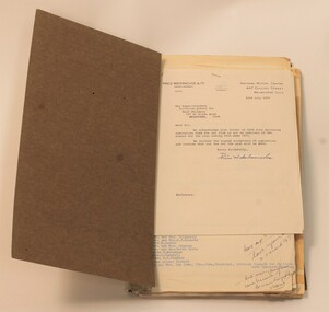 Book, Annual Meetings from 1964 to 1970, Contents from 1964-1970