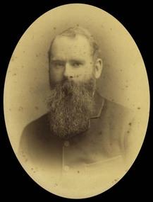 Photograph, Hon Mathew Henry Davies MLA, 1888