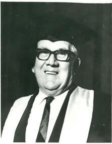 Photograph: Mr. George Thomas Teacher and Councillor CTS 1937-1972