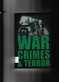 Book, Allan Hall, War crimes and terror