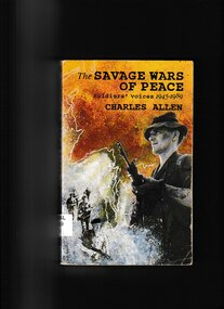 Book, The savage wars of peace: Soldiers voices 1945-1989, 1990