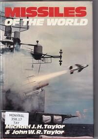 Book, Michael J H Taylor et al, Missiles of the world, 1976