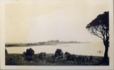 Photograph of waters surrounding Churchill Island