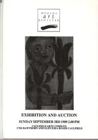 Catalogue Exhibition and Auction