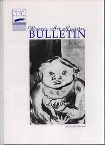 Women's Art Register Bulletin, Women's Art Register Bulletin No. 26 -  1996
