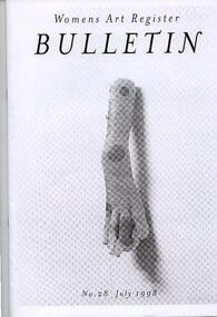 Women's Art Register Bulletin, Women's Art Register Bulletin No. 28 -  1998