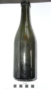 Bottle, glass