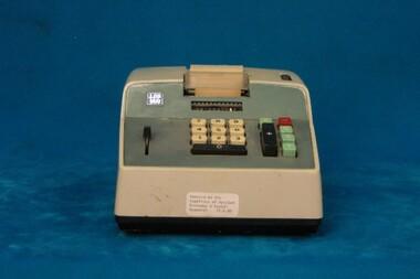 TEC AM103 Electrical Adding Macine