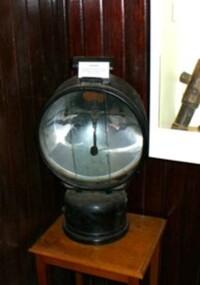 H.M.V.S Cerberus Searchlight