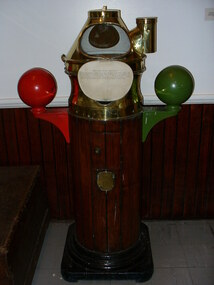 Instrument - Binnacle with compass