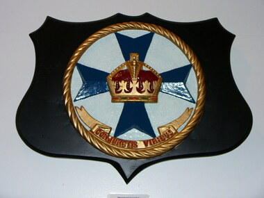 Badge- State of Queensland