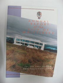 Annual Report of the City of Whittlesea