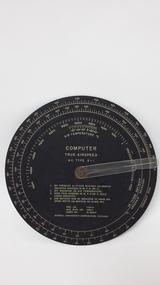 Computer True Air Speed, General Luminiscent Corporation