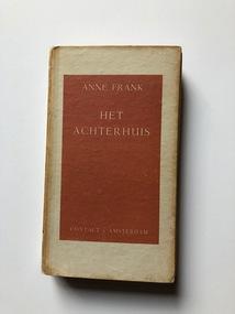 Book, Het Achterhuis (The Diary of Anne Frank), 1947