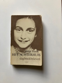 Book, Het Achterhuis - Dagboekbrieven  (The Annexe - Diary Letters), 1978