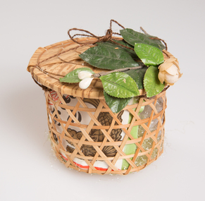 Functional object, Sweet basket, c. 1900s
